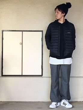サマルさんの(adidas|アディダス)を使ったコーディネート