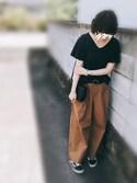 kozuyamaさんの「BYSFM 3スターモチーフ ネックレス ◆(BEAUTY&YOUTH UNITED ARROWS|ビューティアンドユースユナイテッドアローズ)」を使ったコーディネート