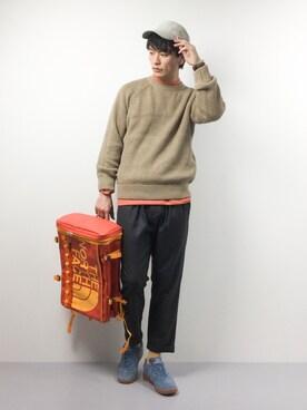 ZOZOTOWN|中嶋時男さんの(niko and...|ニコアンド)を使ったコーディネート