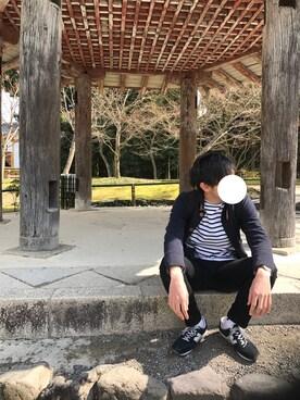 SYOさんの(green label relaxing|グリーンレーベルリラクシング)を使ったコーディネート