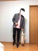 KoTa   さんの「TRコーチジャケット(HARE)(HARE ハレ)」を使ったコーディネート