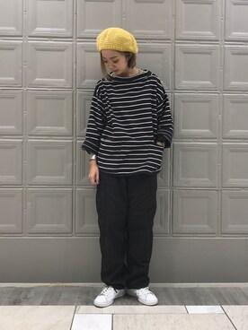 ビームス 横浜東口|sawaaaさんの(BEAMS BOY|ビームスボーイ)を使ったコーディネート