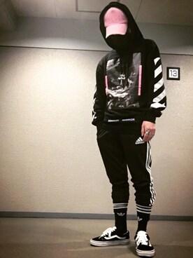 「AZS Tokyo/アザストーキョー/UN COOL CAP(AZS)」 using this 能天気お気楽馬鹿息子 looks
