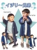 kanato☆さんの「デニム長袖シャツワンピース(RADCHAP|ラッドチャップ)」を使ったコーディネート