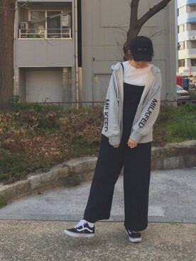 MILKFED. 名古屋|MARIさんのコーディネート