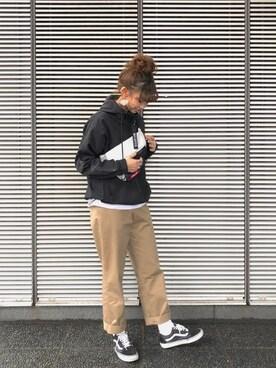 【男女別】アノラックパーカーの着こなし方法&おすすめ10選