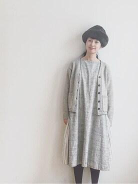 Kazumiさんの(ADIEU TRISTESSE|アデュートリステス)を使ったコーディネート