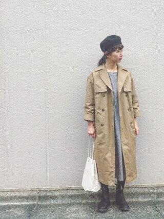 「COVENTRY / コヴェントリー(Traditional Weatherwear)」 using this Kazumi looks