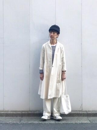 「J008 TS(agnes b.)」 using this Kazumi looks