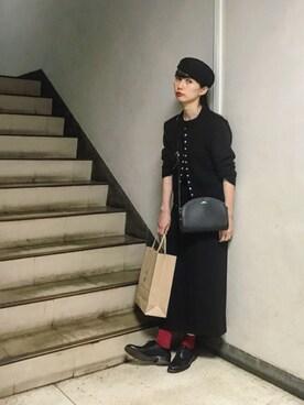 Kazumiさんの(agnes b.|アニエスベー)を使ったコーディネート