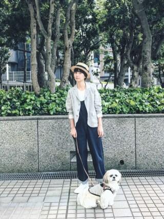 Kazumiさんの「Hanes/へインズ パックTEE-Japan Fit- 予約商品(FREAK'S STORE|フリークスストア)」を使ったコーディネート