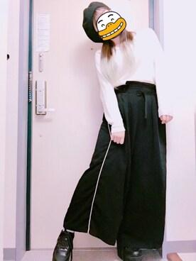 REIKOさんの(w closet|ダブルクローゼット)を使ったコーディネート