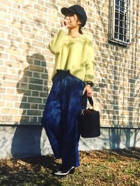 ♡、。・S♡、。・:*:・さんの(muller of yoshiokubo|ミュラー オブ ヨシオクボ)を使ったコーディネート