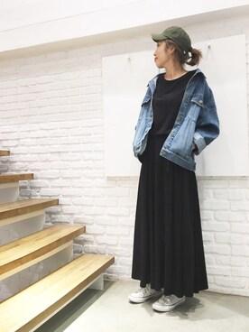 CANALJEAN 神戸店|HIROMIさんのコーディネート