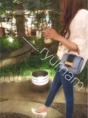 (AZUL by moussy) using this ___.ryumam looks