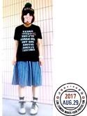 まっきぃ〜さんの「ピーナッツグラフィックT(半袖)(ユニクロ|カオリノモリ)」を使ったコーディネート