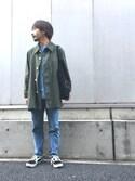 (LIVING CONCEPT) using this クドウ ユウキ looks