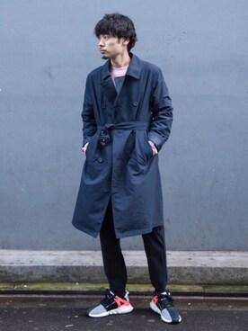 AMERICANRAGCIE(アメリカンラグシー)京都BAL店|NAGAIさんの(Traditional Weatherwear|トラディショナルウェザーウェア)を使ったコーディネート