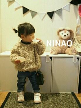 NINAOさんの(なたちゃん♥)を使ったコーディネート
