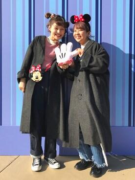 hazuki yoshizawaさんのコーディネート