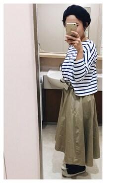 aoiさんの(Traditional Weatherwear|トラディショナルウェザーウェア)を使ったコーディネート