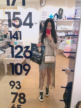 (FOREVER 21) using this Joanna ナラ looks