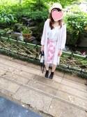 yuzuさんの(COCO DEAL|セリーヌ)を使ったコーディネート