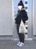⋈あかねっち⋈さんの「ミニマルシェバッグ / Mini Marche Bag(CIBONE|シボネ)」を使ったコーディネート