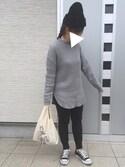 ⋈あかねっち⋈さんの「ミニマルシェバッグ / Mini Marche Bag(TODAY'S SPECIAL|トゥデイズスペシャル)」を使ったコーディネート