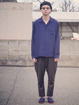 ryoさんの(EK BY NEW ERA|エク バイ ニュー エラ)を使ったコーディネート