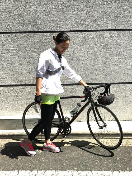 03a35935ffc3f9 女子 クロスバイク ルード バイク ファッション   www.pikuchane.com