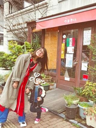 「【別注】<ne Quittez pas>∴エンブロイダリードレス(BEAUTY&YOUTH UNITED ARROWS)」 using this スザンヌ looks