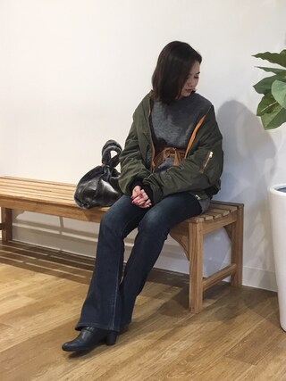 (MOUSSY) using this Mai Miyadokoro looks