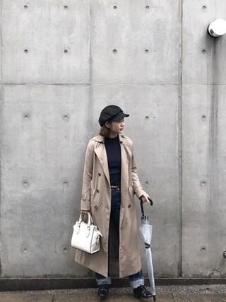 Mai Miyadokoroさんの(URBAN RESEARCH|アーバンリサーチ)を使ったコーディネート