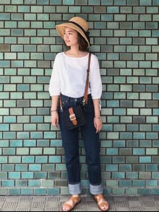 Mai Miyadokoroさんの(CA4LA|カシラ)を使ったコーディネート