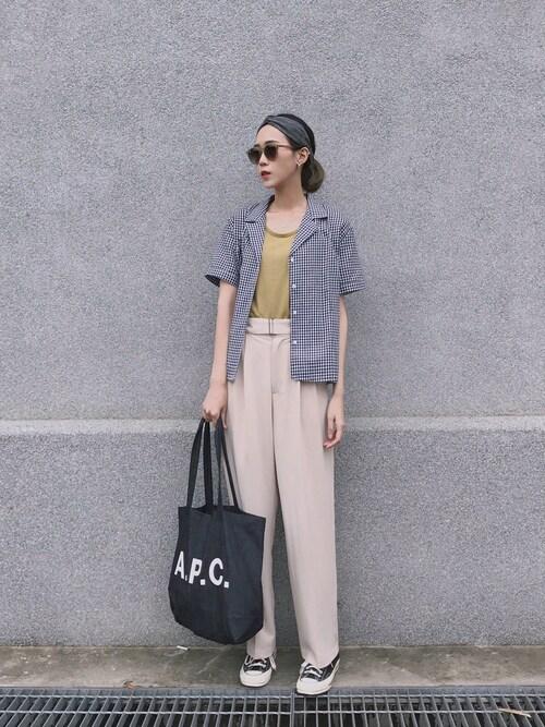 pon pon lin使用(Daily Monday)的時尚穿搭