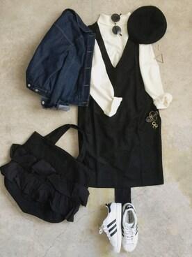 ナチュラル服のイタフラさんの(mystic|ミスティック)を使ったコーディネート