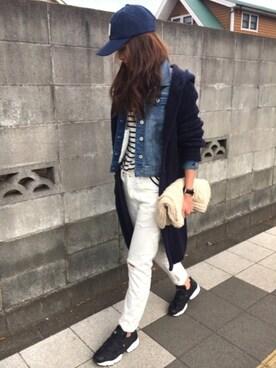 yukoさんの(SHIPS for women|シップスフォーウィメン)を使ったコーディネート