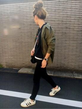 yukoさんの(via j|ヴィアジェイ)を使ったコーディネート