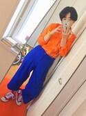 (w closet) using this まる looks