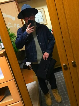 「Timberland ティンバーランド W'S 6 IN PREMIUM BOOT _(JR) ウィメンズ 6インチ プレミアム ブーツ(JR) #12909 WHEAT(Timberland)」 using this YUSUKE looks