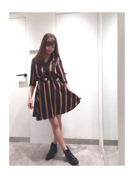 Shiori♡さんのコーディネート