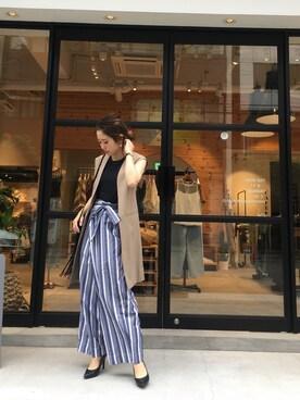 LIFE's堀江店|..natsu..さんの(TODAYFUL|トゥデイフル)を使ったコーディネート