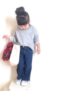 yuiさんの(adidas|アディダス)を使ったコーディネート
