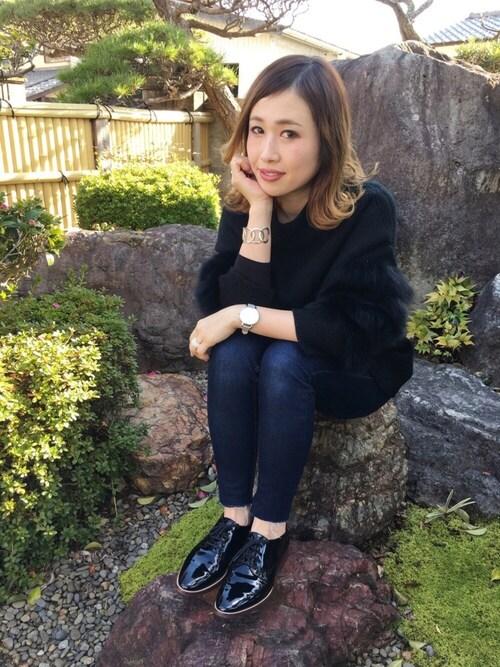 mizuhoさんの(ENEU)を使ったコーディネート