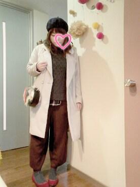 maikoさんの(しまむら|シマムラ)を使ったコーディネート