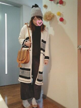 maikoさんの(KORMARCH|コマチ)を使ったコーディネート