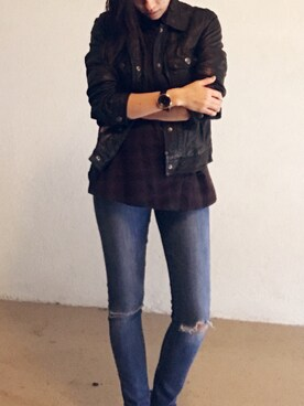 「Paige Denim 'Transcend - Skyline' Skinny Jeans (Hartmann)(PAIGE Denim)」 using this MIN looks