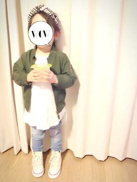 momii☆*さんの(JEANASIS|ジーナシス)を使ったコーディネート