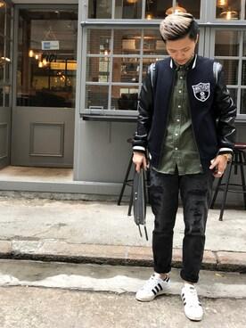 (adidas originals) using this Wai Yin Yeung looks